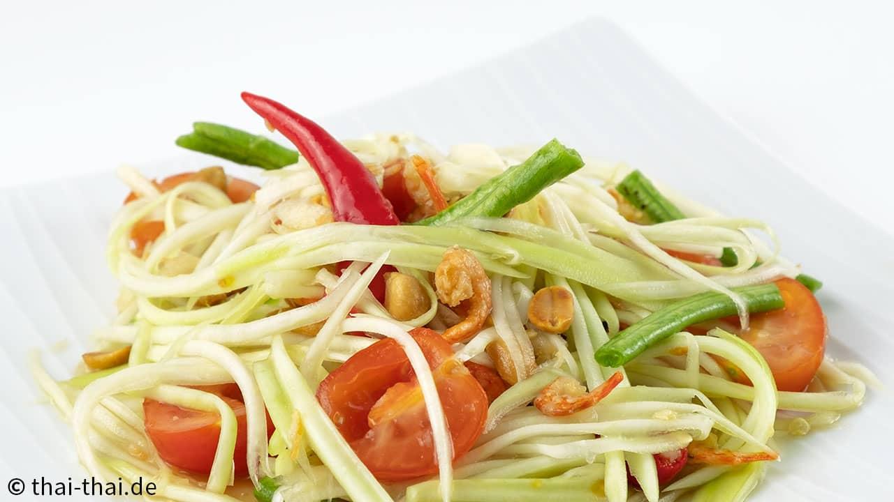 Som Tam Thai Salat