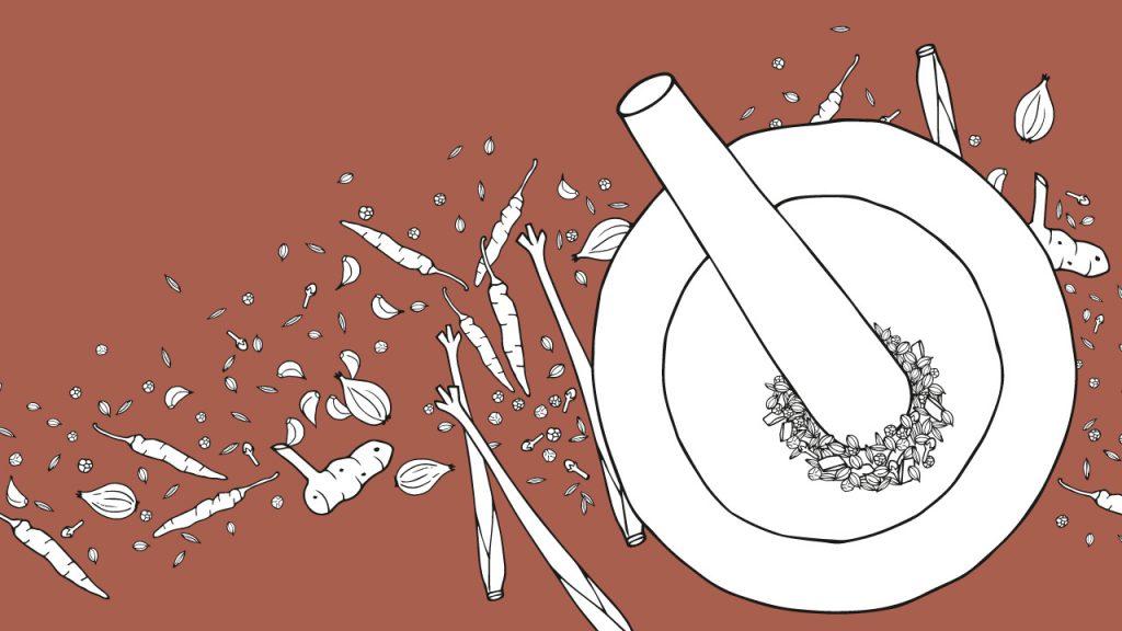 Currypaste Titelbild