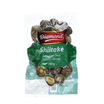 Getrocknete Shitake Pilze 100g